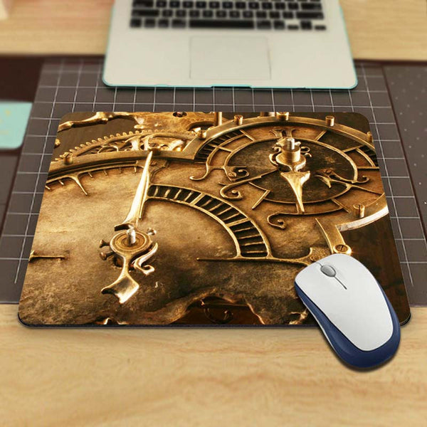 Steampunk Custom Vintage Mouse Pad