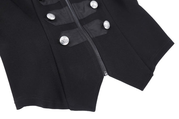 Long Sleeve Military Streetwear Coat