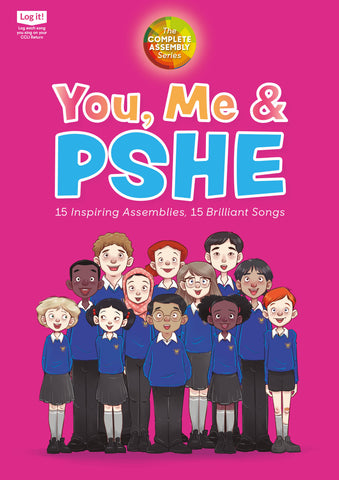 You, Me & PSHE front cover