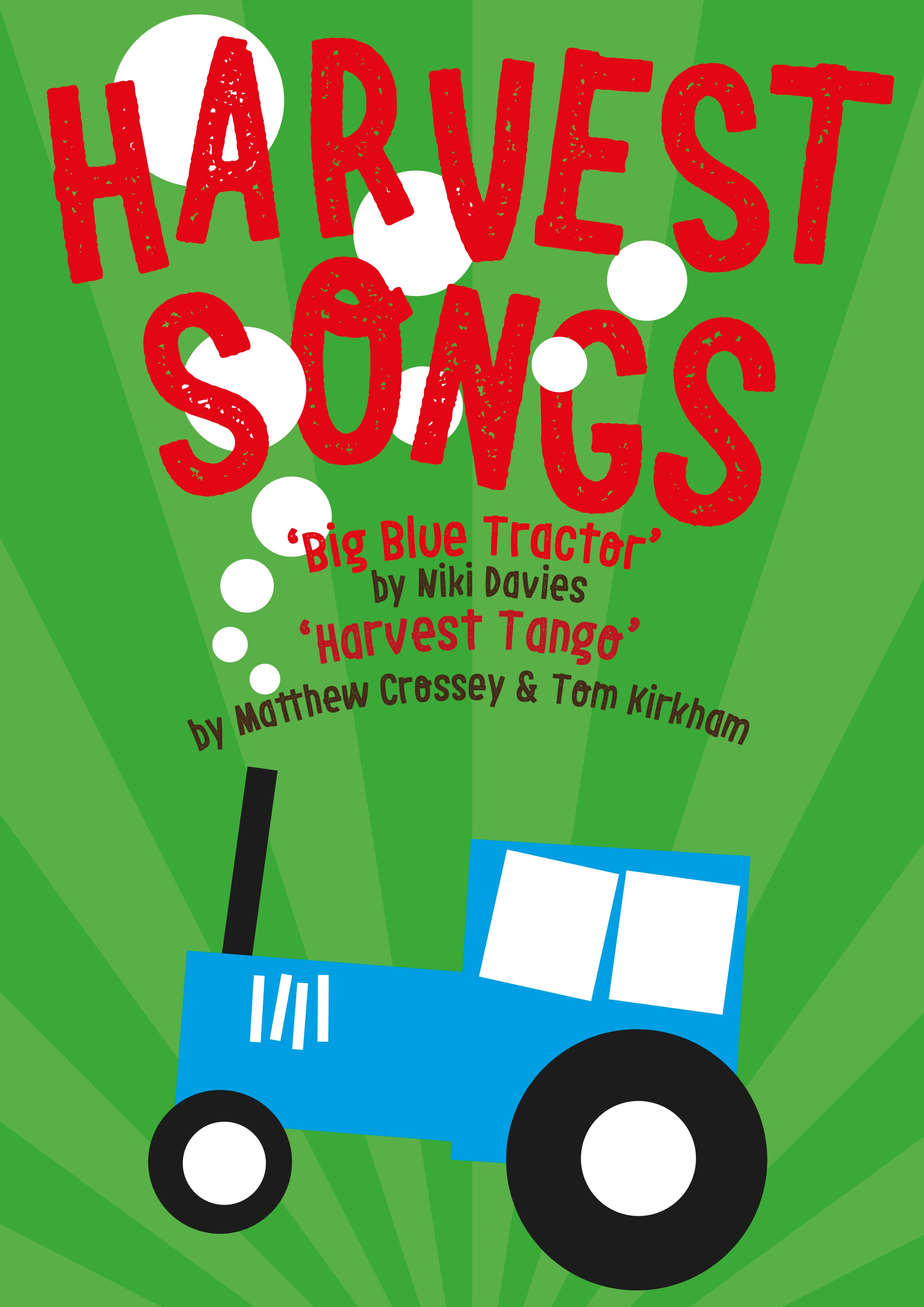 Harvest Songs Download Pack - 100% discount with code HARVEST