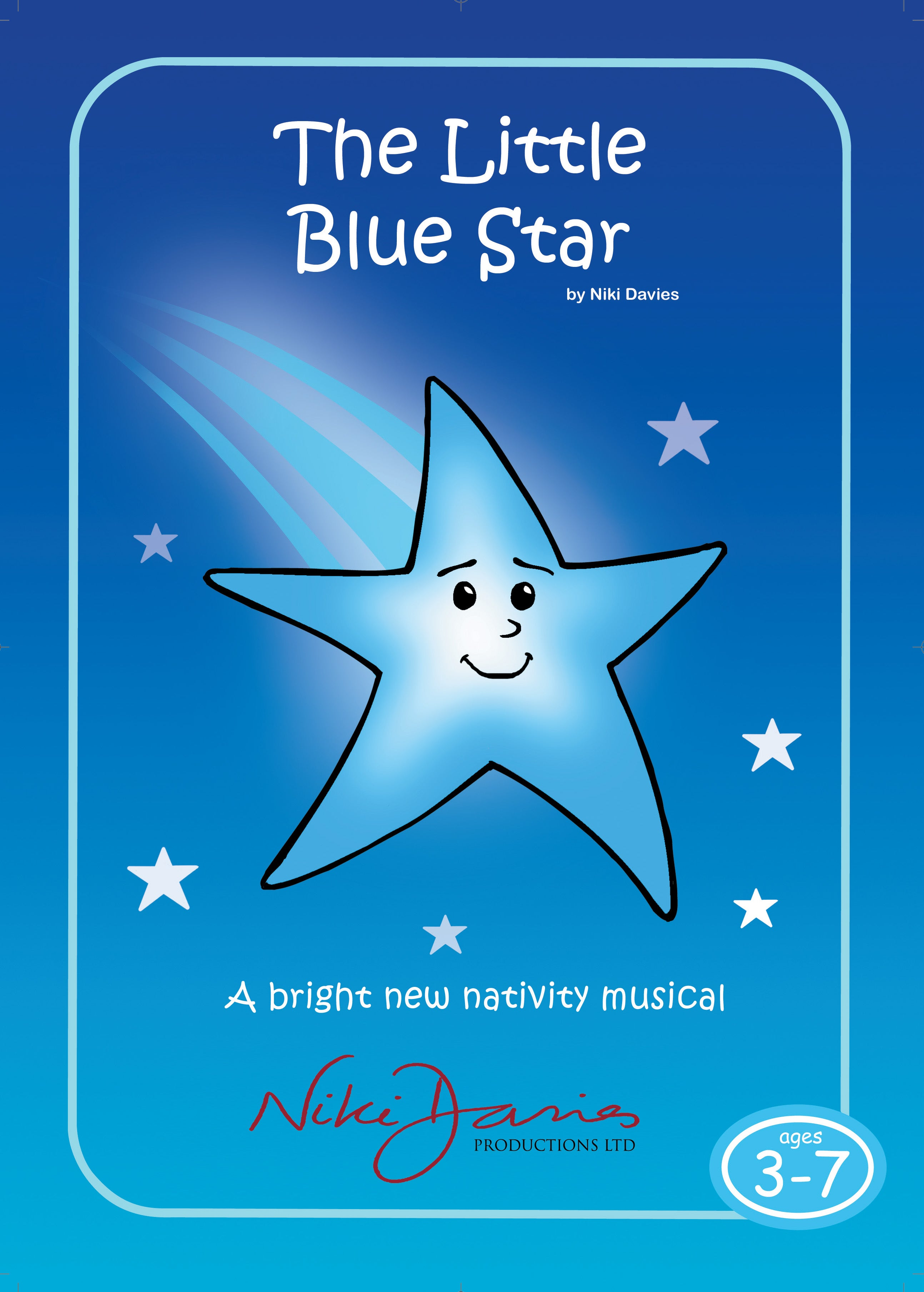 The Little Blue Star