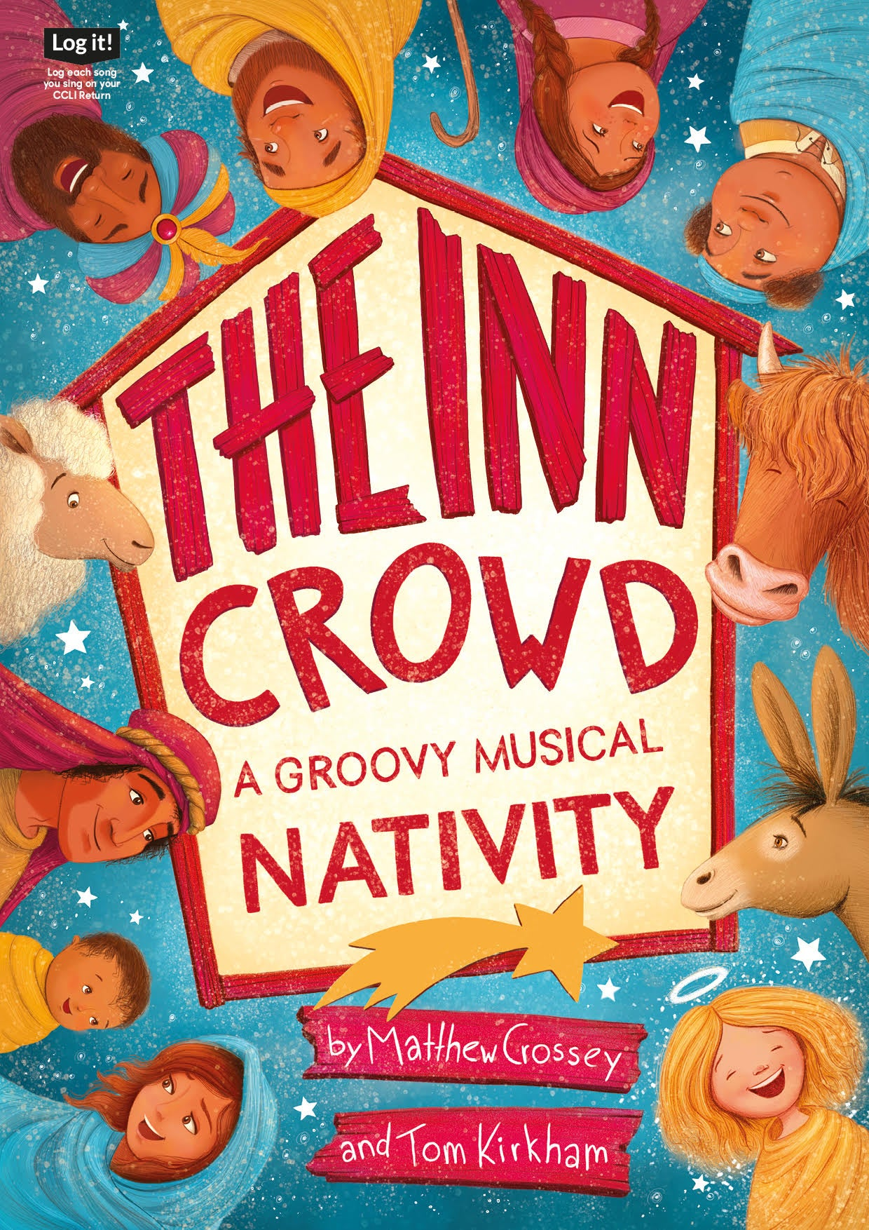 The Inn Crowd - A Groovy Musical Nativity