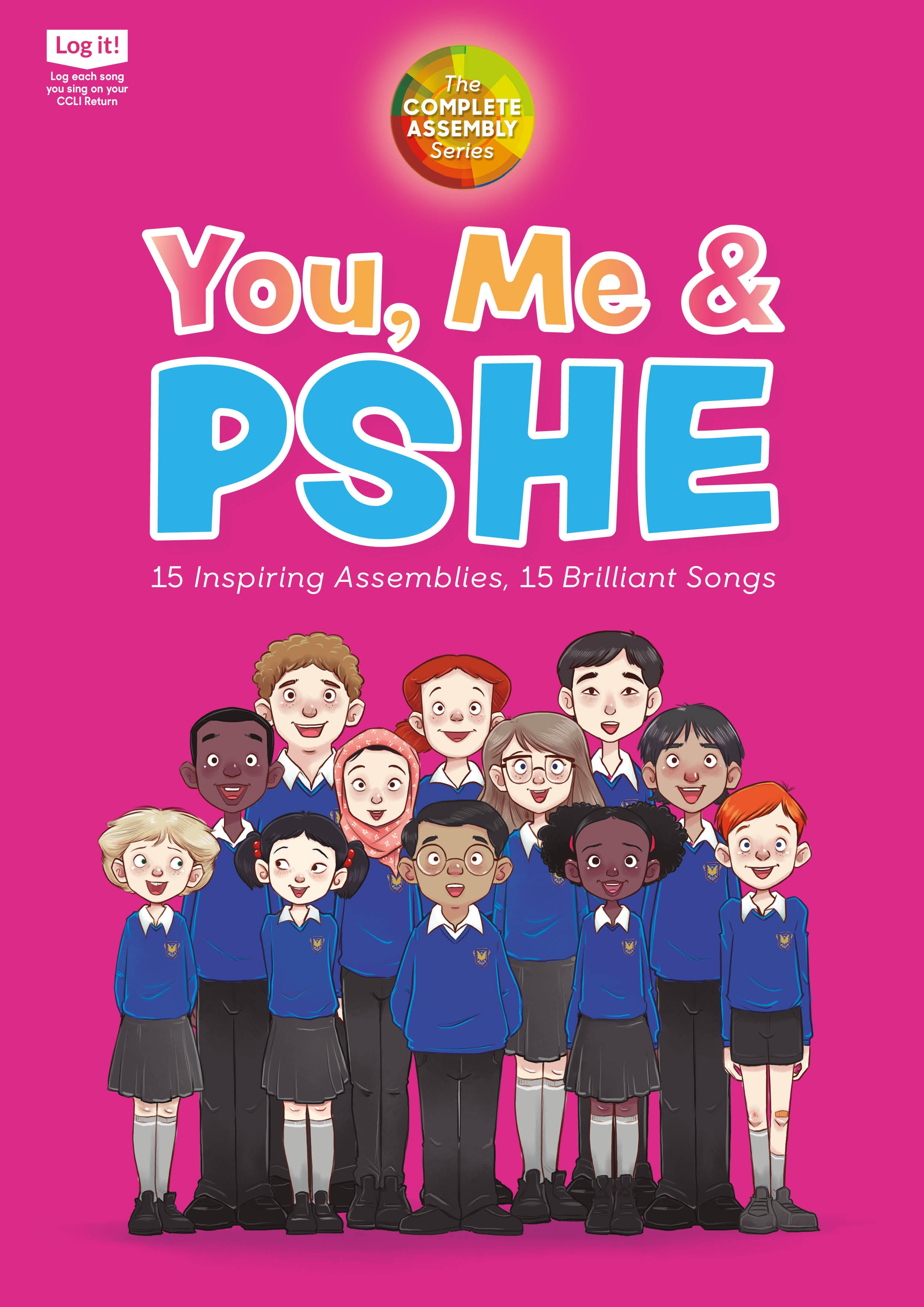 The Complete Assembly Series - You, Me & PSHE