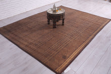 Reserved for Kate - Tuareg Mat Rug 7.3 FT X 9.1 FT