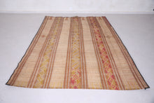 African Reed Mat from Sahara , 6.5 FT X 9 FT