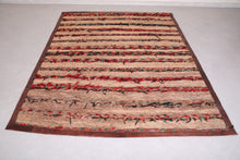 Moroccan Hassira , 6.2 FT X 8.2 FT