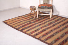 Moroccan Hassira, 6.6 FT X 9.7 FT