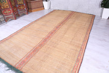 Tuareg Old Rug (7.5ft x 12.8ft)