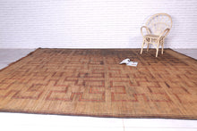 Large Tuareg Reed Mat (9.6ft x 13.4ft)