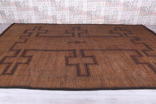 Large Tuareg Reed Mat (8.6ft x 13.4ft)