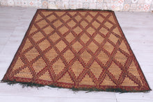 Large Tuareg Rug (5ft x 6.4ft)