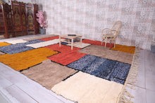 Custom moroccan rug, Colorful berber carpet
