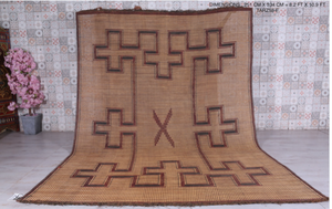 Tuareg mat rug on sale