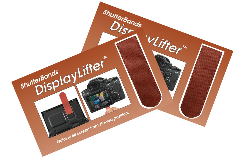 Extra DisplayLifter Ribbon Tab for Sony