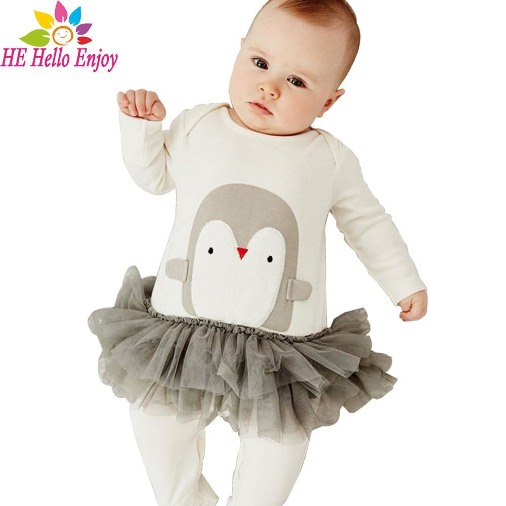 Pyjama Tutu Little Pinguin Vêtements Fille