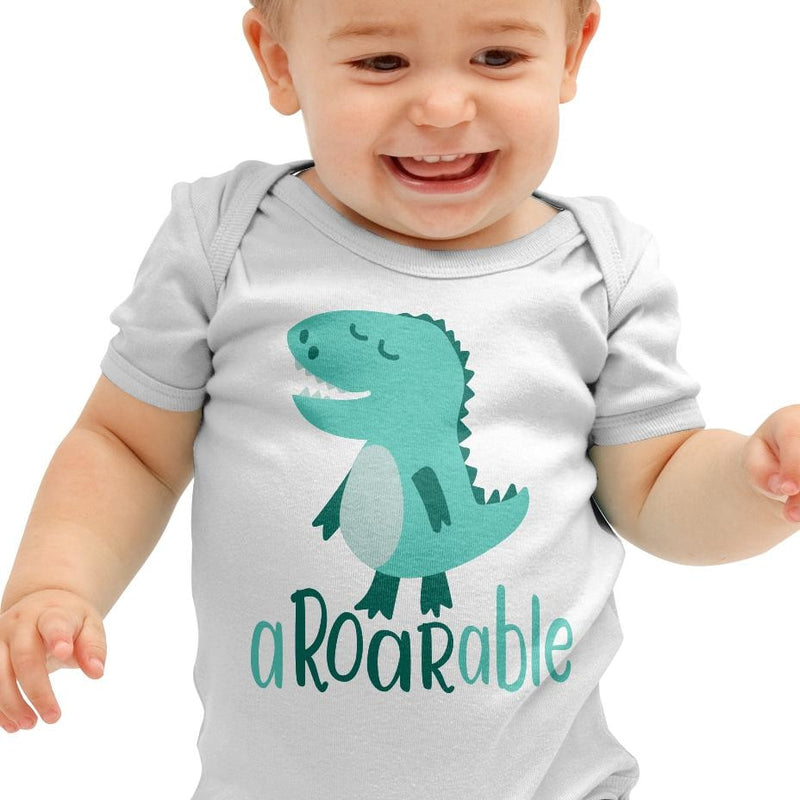 Aroarable Dinosaur For Baby Boy Toddler Svg Png Dxf Eps Svg Dxf Png Cutting File