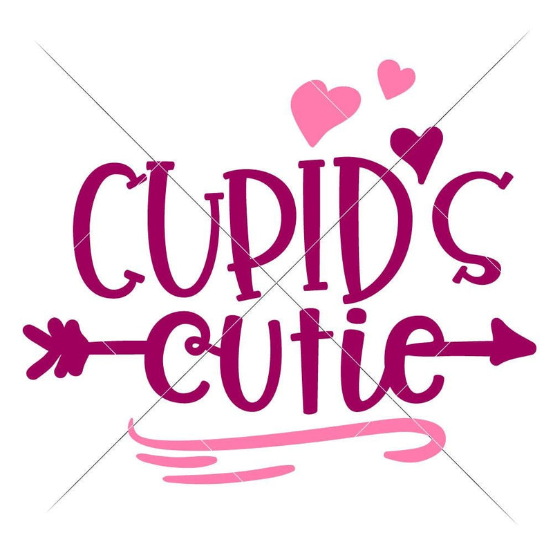 Cupids Cutie Svg Png Dxf Eps Svg Dxf Png Cutting File