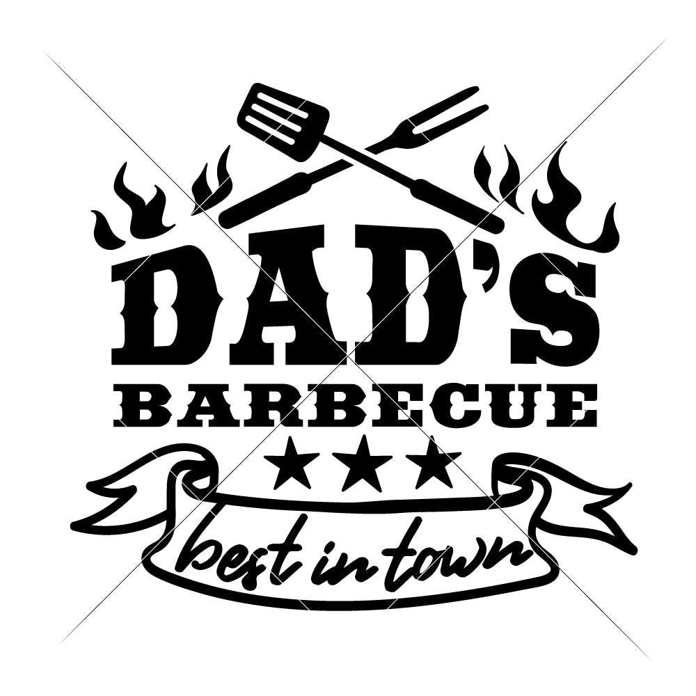 Free In catholic countries of europe. Dad S Barbecue Best In Town Svg Png Dxf Eps Chameleon Cuttables Llc SVG, PNG, EPS, DXF File
