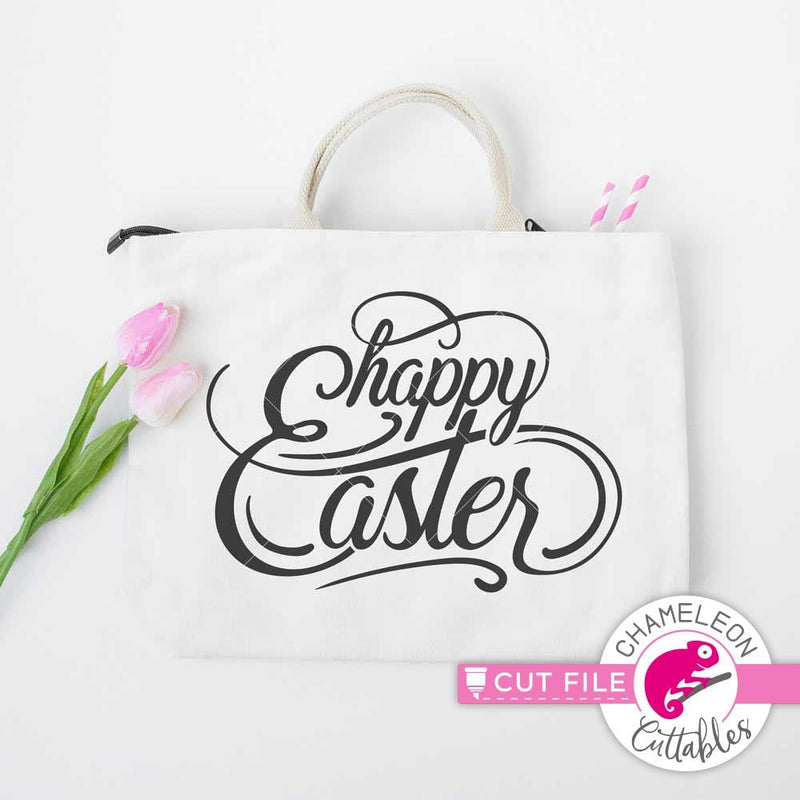 Easter Bundle SVG DXF PNG Cutting File