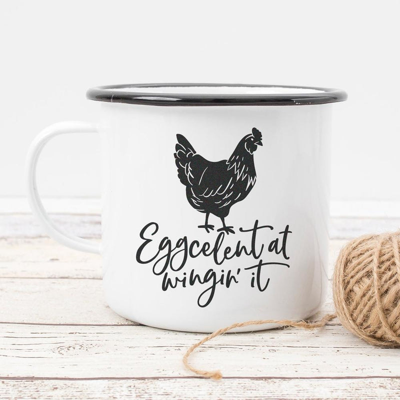 Eggcelent at wingin it svg png dxf eps SVG DXF PNG Cutting File
