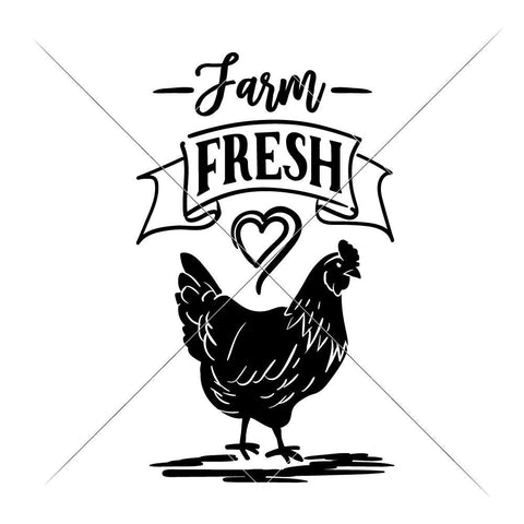Farm fresh svg png dxf eps
