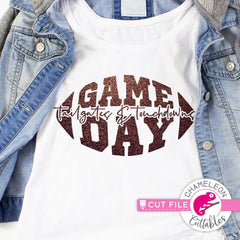 Game Day Tailgates and Touchdowns svg png dxf eps jpeg SVG DXF PNG Cutting File