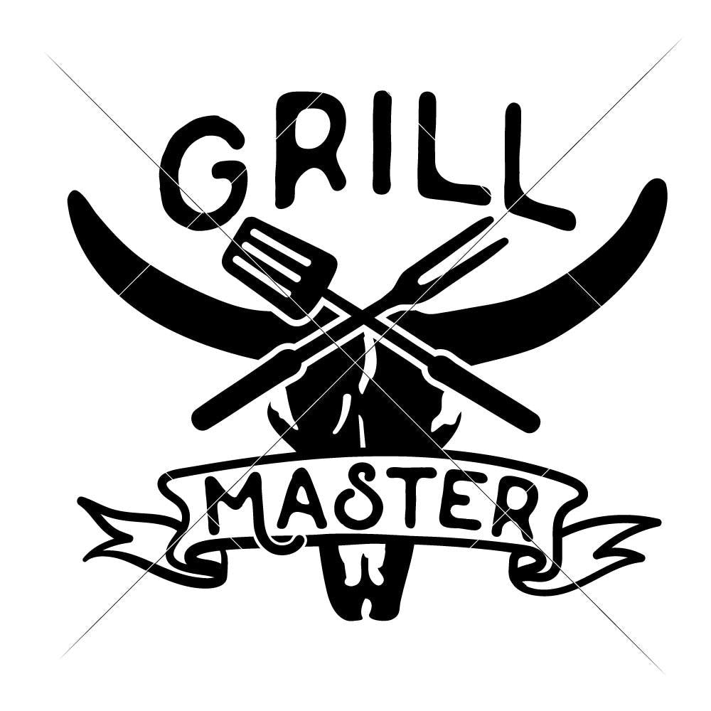 Grill Master svg png dxf eps
