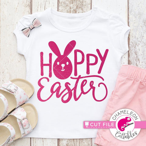 Hoppy Easter svg png dxf eps