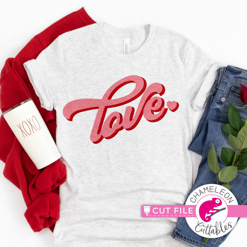 Love Period svg png dxf eps jpeg SVG DXF PNG Cutting File