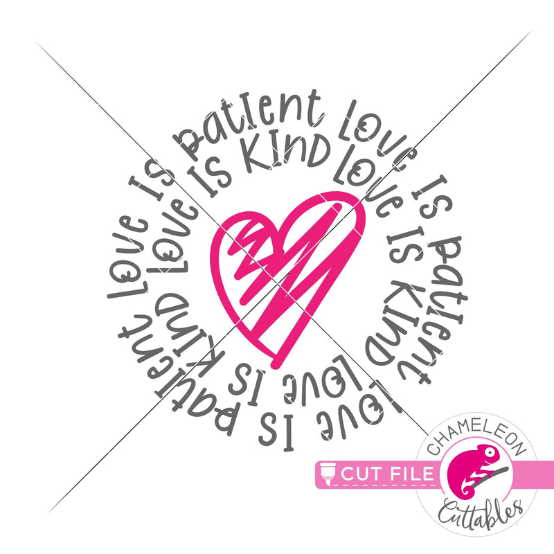 Love word art circle sketched heart svg png dxf eps jpeg SVG DXF PNG Cutting File