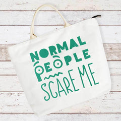 Normal People Scare Me Svg Png Dxf Eps Svg Dxf Png Cutting File