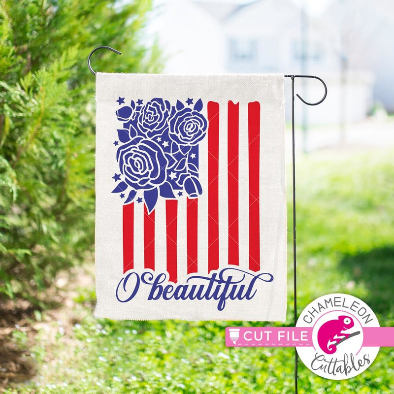 Patriotic Bundle SVG DXF PNG Cutting File