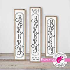 Porch Sign Bundle 3 SVG DXF PNG Cutting File
