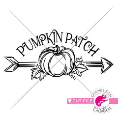 Pumpkin Patch sketch svg png dxf eps jpeg SVG DXF PNG Cutting File