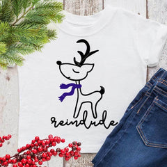 Reindude reindeer svg png dxf eps SVG DXF PNG Cutting File