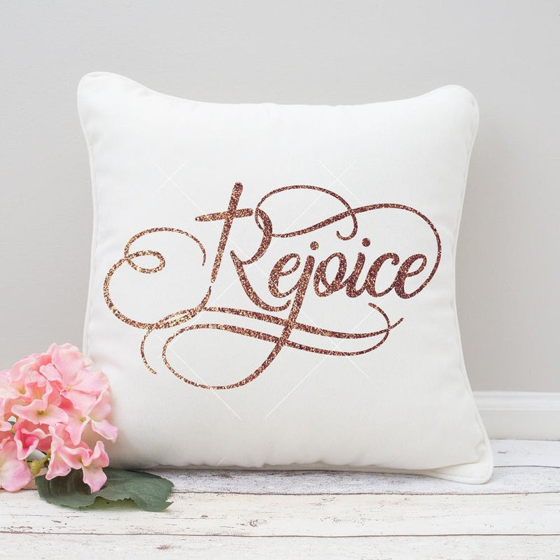 Rejoice Christian Svg Png Dxf Eps Svg Dxf Png Cutting File