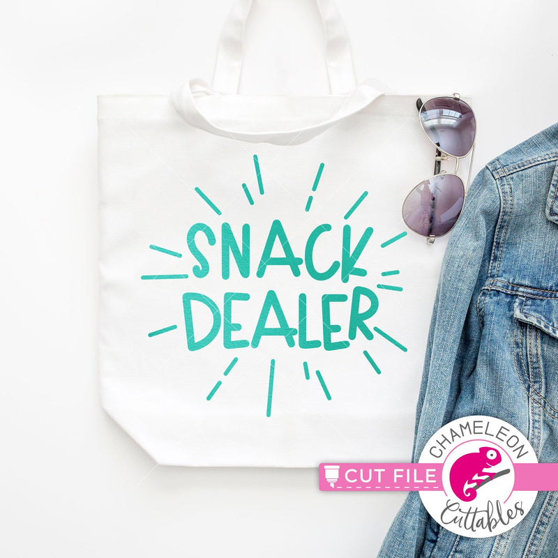 Snack Dealer svg png dxf eps jpeg SVG DXF PNG Cutting File