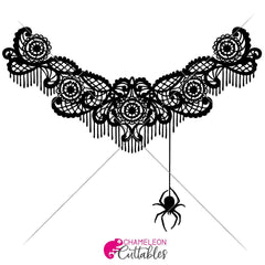 Spider Lace For Shirt Svg Png Dxf Eps Svg Dxf Png Cutting File