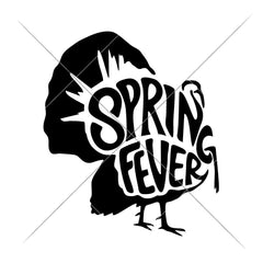 Spring Fever Svg Png Dxf Eps Svg Dxf Png Cutting File