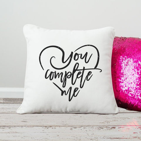 You complete me svg png dxf eps