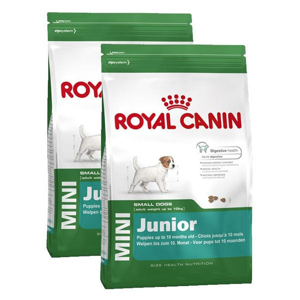 royal canin mini junior 4 kg. Black Bedroom Furniture Sets. Home Design Ideas