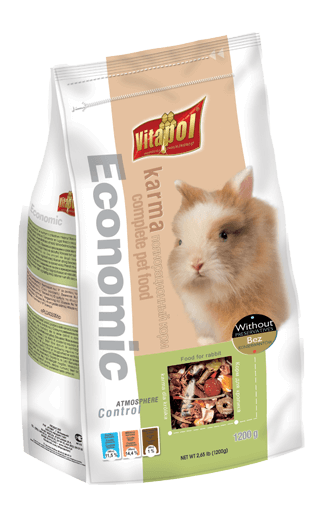 Rabbit And Pea Cat Food