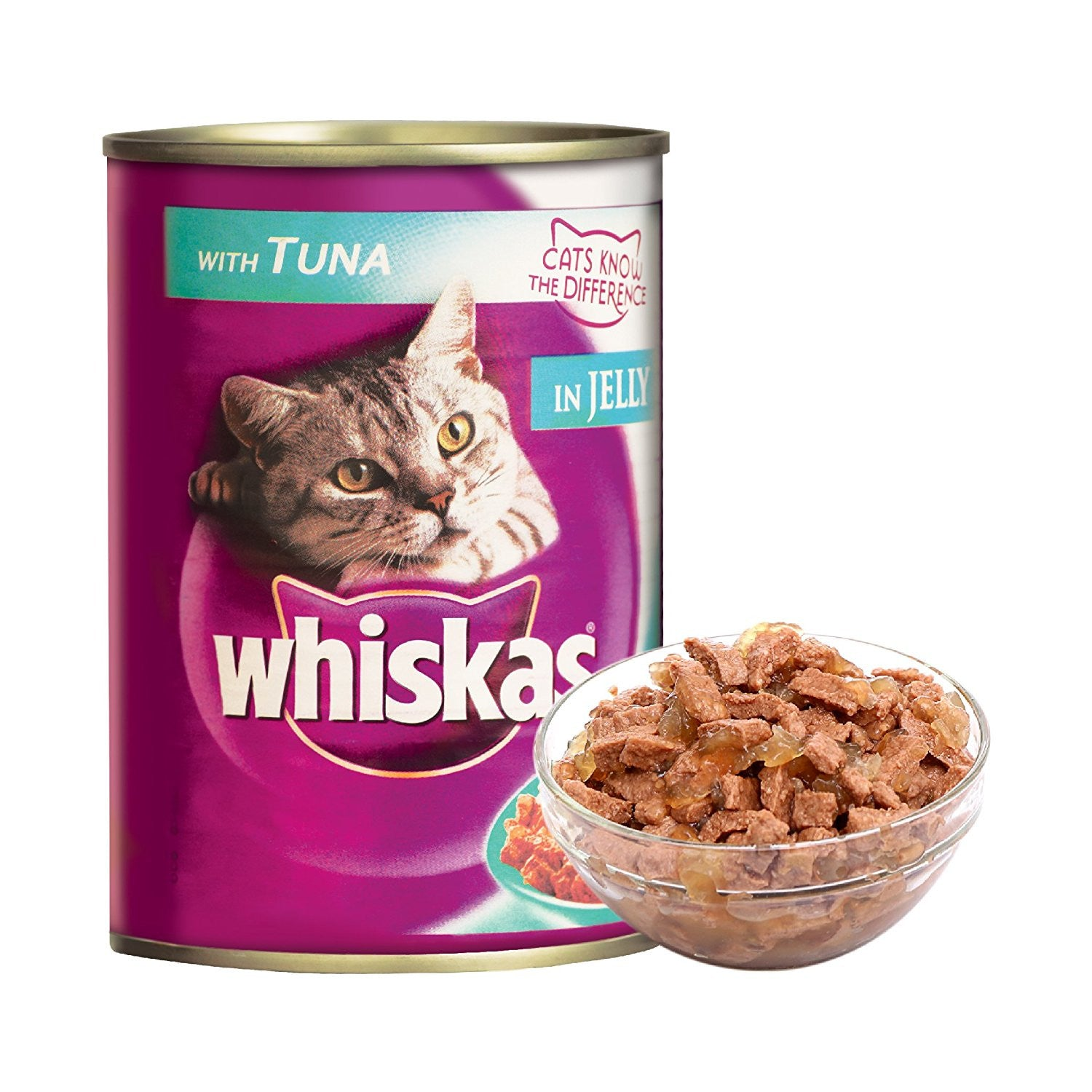 Is Whiskas Wet Cat Food Good For Cats