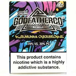godfather cheesecake e liquid planet vaper