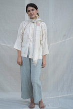 Load image into Gallery viewer, Jute Polka Kimono shirt