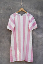 Load image into Gallery viewer, Raglan Striped dress