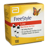 FreeStyle Lite 100 Test Strips