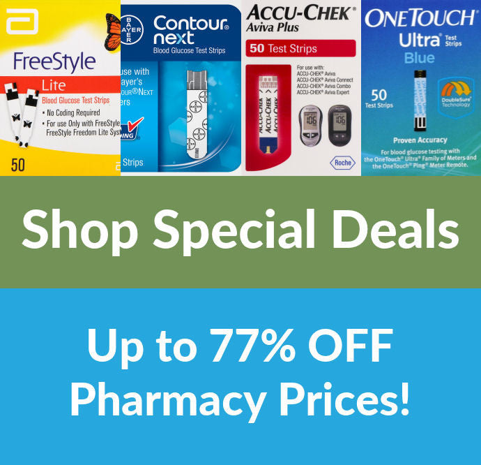 Shop Special Deals - Up to 64% Off!