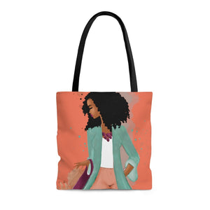 In Her Essence - Tote Bag Medium Bags