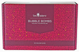 6-pack Christmas Bubble Bath Bombs Gift Set